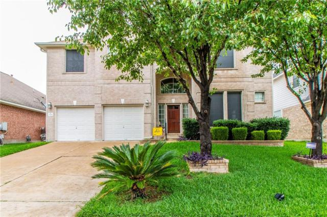 3718 Geese Rte, Round Rock, TX 78665 (#1057429) :: The Heyl Group at Keller Williams