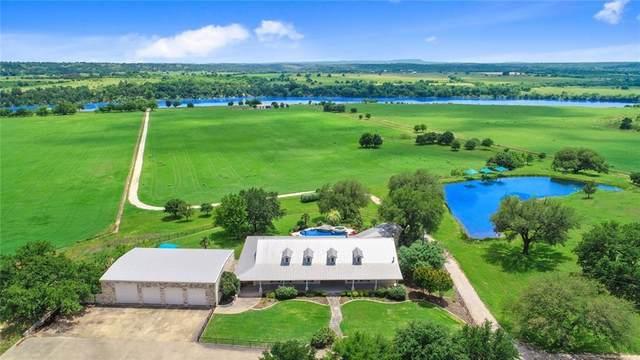 575 Cimarron Ranch Rd, Marble Falls, TX 78654 (#1058504) :: Papasan Real Estate Team @ Keller Williams Realty