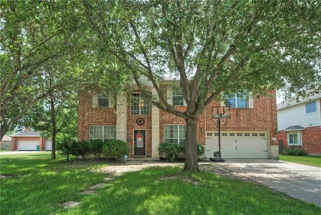 906 House Wren Loop, Pflugerville, TX 78660 (#1059243) :: The Summers Group