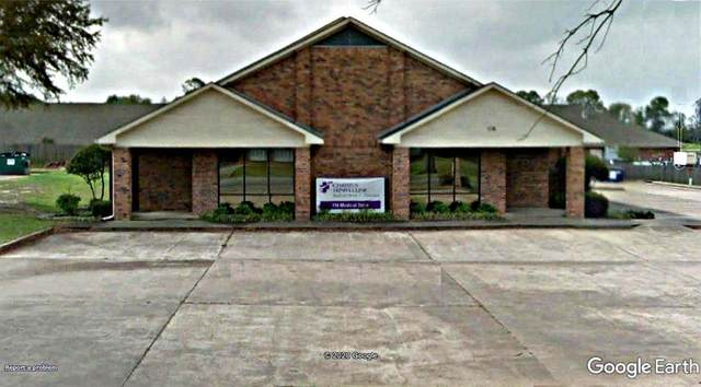 116 Medical Dr, Palestine, TX 75801 (#1059290) :: The Perry Henderson Group at Berkshire Hathaway Texas Realty