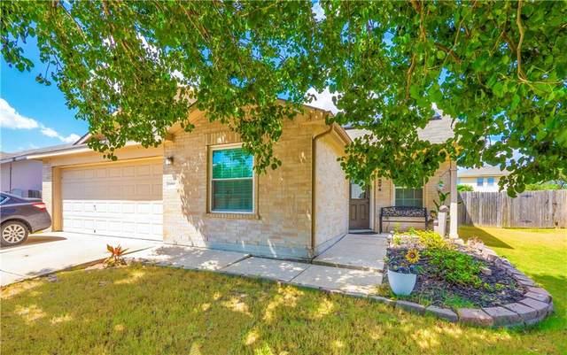108 Rinehardt St, Hutto, TX 78634 (#1060316) :: Tai Earthman | Keller Williams Realty