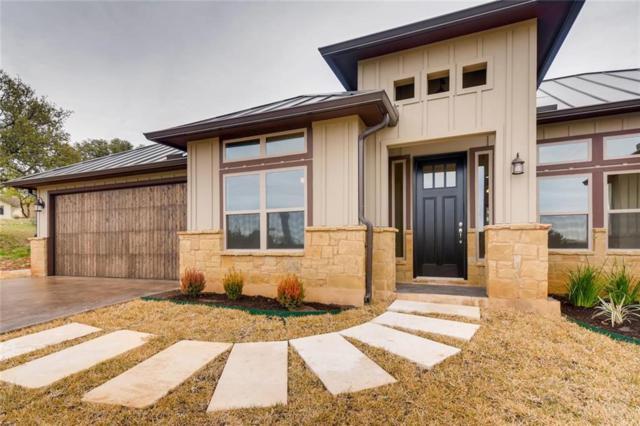 1415 Cats Eye, Horseshoe Bay, TX 78657 (#1060323) :: The Perry Henderson Group at Berkshire Hathaway Texas Realty