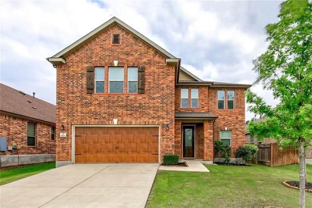 1613 Bovina Dr, Leander, TX 78641 (#1060761) :: Ben Kinney Real Estate Team