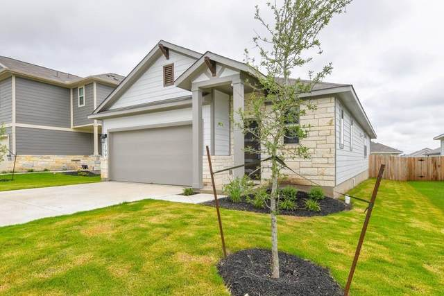 209 El Dorado Rd, Jarrell, TX 76537 (#1062185) :: Papasan Real Estate Team @ Keller Williams Realty