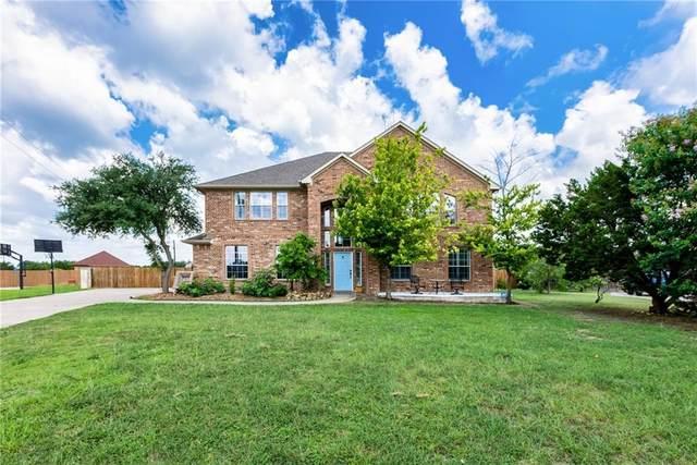 620 Speed Horse, Liberty Hill, TX 78642 (#1064645) :: Ben Kinney Real Estate Team
