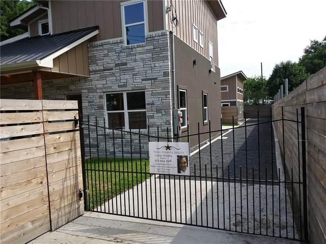 705 Blackson Ave, Austin, TX 78752 (#1065369) :: Papasan Real Estate Team @ Keller Williams Realty
