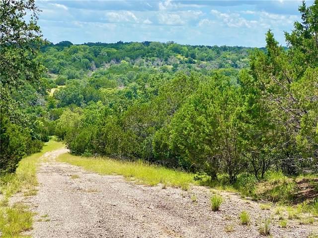 LOT K8120 Ridgeview, Horseshoe Bay, TX 78657 (#1065468) :: Papasan Real Estate Team @ Keller Williams Realty