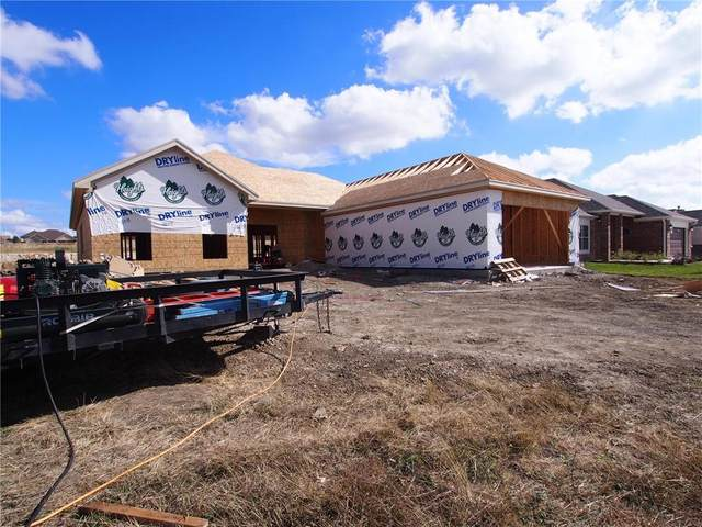 205 Terry Meadow Ln, Jarrell, TX 76537 (#1066706) :: First Texas Brokerage Company