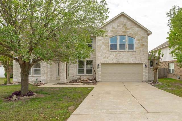 1005 Laurel Oak Trl, Pflugerville, TX 78660 (#1066804) :: The Perry Henderson Group at Berkshire Hathaway Texas Realty
