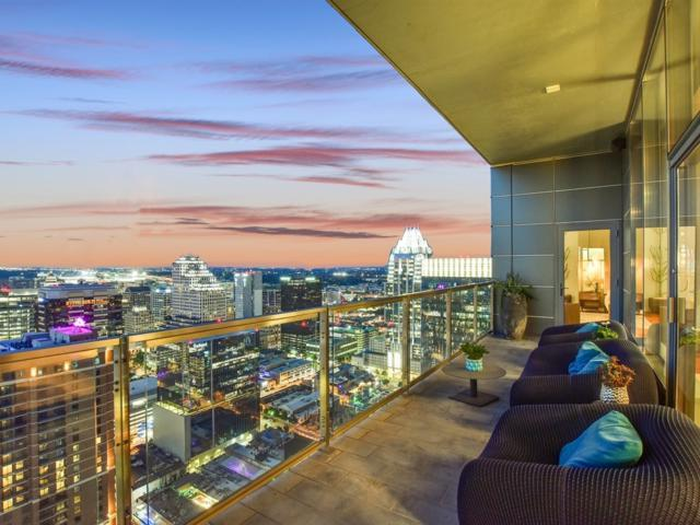 210 Lavaca St #3305, Austin, TX 78701 (#1067220) :: Ben Kinney Real Estate Team