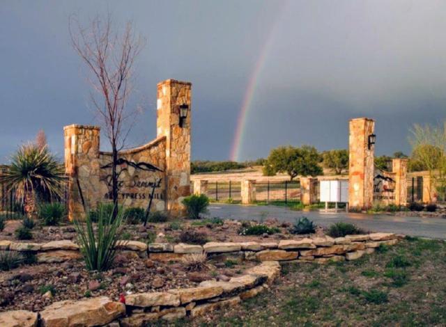Lot 07 Summit Ridge Trl, Johnson City, TX 78636 (#1068344) :: Papasan Real Estate Team @ Keller Williams Realty