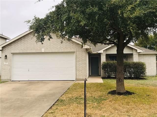 1207 Samson Dr, Hutto, TX 78634 (#1068499) :: Ben Kinney Real Estate Team