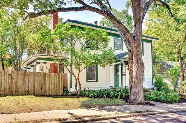 809 Leonard St, Austin, TX 78705 (#1070226) :: Ben Kinney Real Estate Team