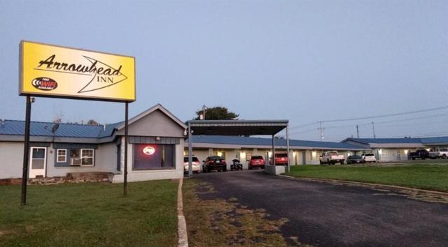 100 N West St, Burnet, TX 78611 (#1071523) :: The Heyl Group at Keller Williams