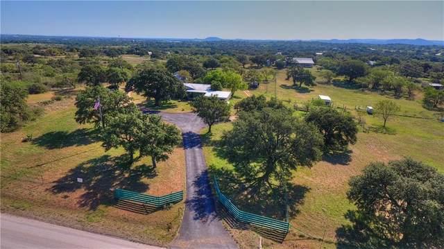 200 Flag Creek Ranch Rd. Rd, Llano, TX 78643 (#1072371) :: Ben Kinney Real Estate Team
