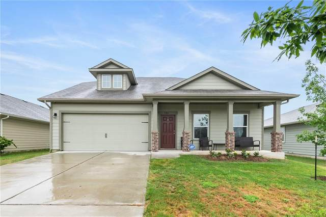 126 Denton Dr, Hutto, TX 78634 (#1074978) :: The Heyl Group at Keller Williams