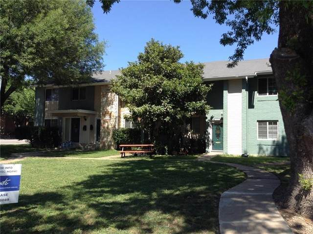 3210 Mossrock Dr #101, Austin, TX 78757 (#1075722) :: The Perry Henderson Group at Berkshire Hathaway Texas Realty