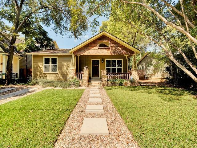 5004 Avenue H, Austin, TX 78751 (#1078153) :: The Perry Henderson Group at Berkshire Hathaway Texas Realty