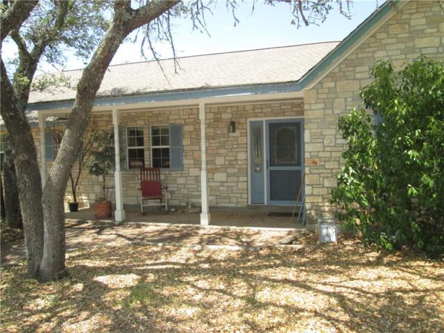 219 Thomas Ridge Rd, Burnet, TX 78611 (#1078347) :: Watters International
