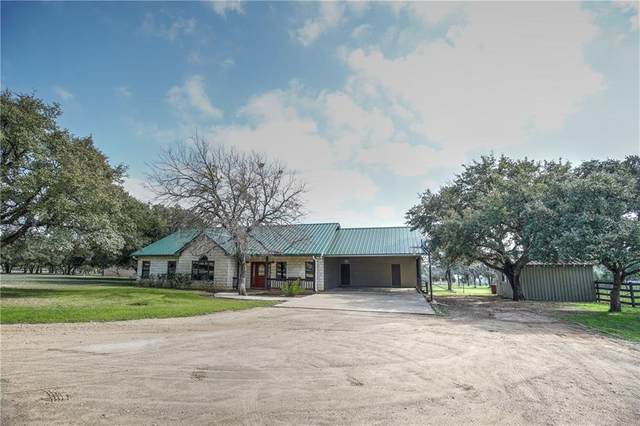 101 Kanz Lane, Marble Falls, TX 78654 (#1079404) :: Lancashire Group at Keller Williams Realty