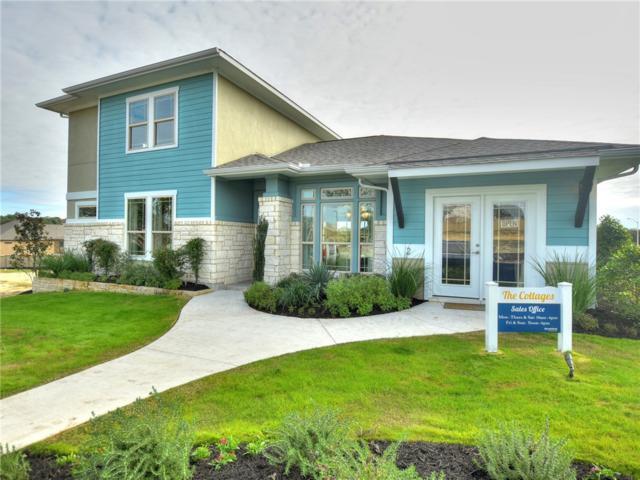 710 Arrow Point Dr #2, Cedar Park, TX 78613 (#1079665) :: Ana Luxury Homes