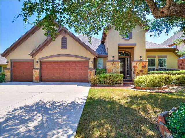 2504 Champions Corner Dr, Leander, TX 78641 (#1080238) :: Front Real Estate Co.