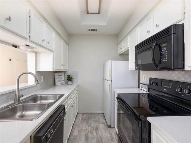 2706 Salado St #204, Austin, TX 78705 (MLS #1082859) :: Vista Real Estate