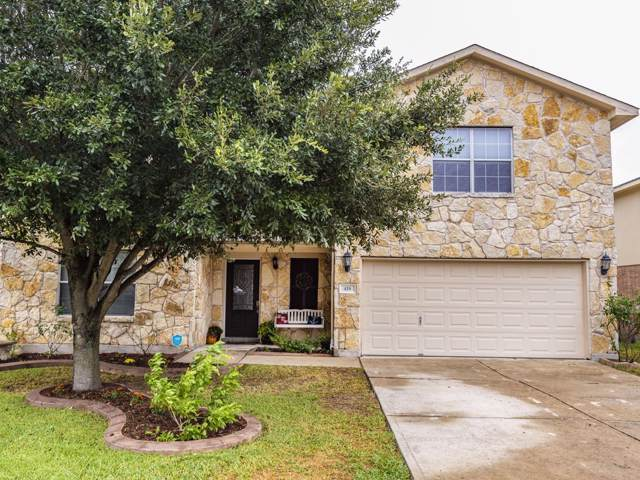 418 Blackman Trl, Hutto, TX 78634 (#1083408) :: Papasan Real Estate Team @ Keller Williams Realty