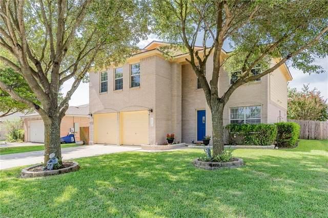 204 Peaceful Haven Way, Hutto, TX 78634 (#1083764) :: Papasan Real Estate Team @ Keller Williams Realty