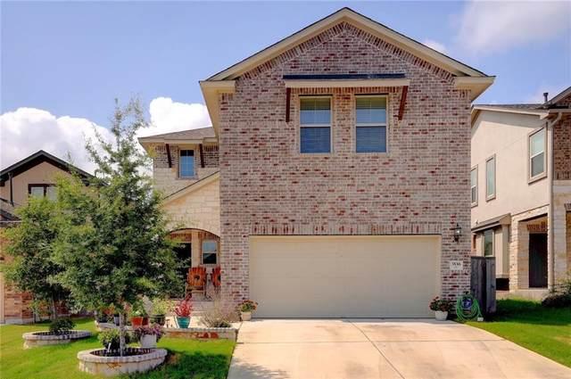 3536 Pauling Loop, Round Rock, TX 78665 (#1083797) :: Tai Earthman | Keller Williams Realty