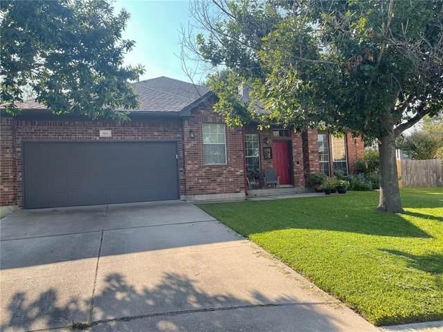 905 Oakdale Cir, Pflugerville, TX 78660 (#1084569) :: Papasan Real Estate Team @ Keller Williams Realty