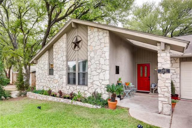 3418 Lonesome Trl, Georgetown, TX 78628 (#1086486) :: The Gregory Group