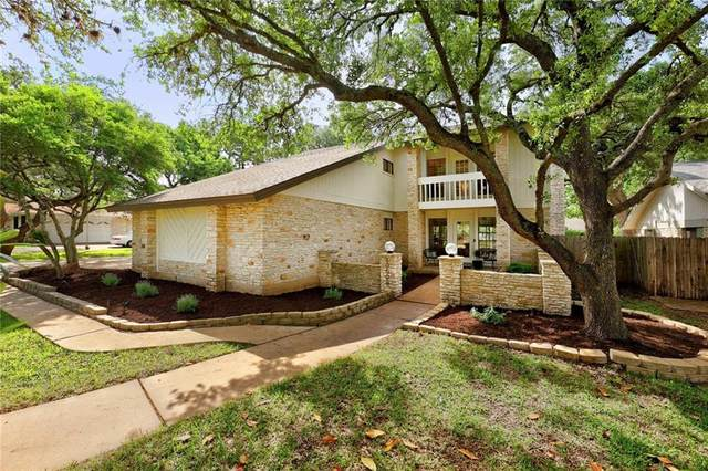 10505 Spicewood Pkwy, Austin, TX 78750 (#1086802) :: Sunburst Realty