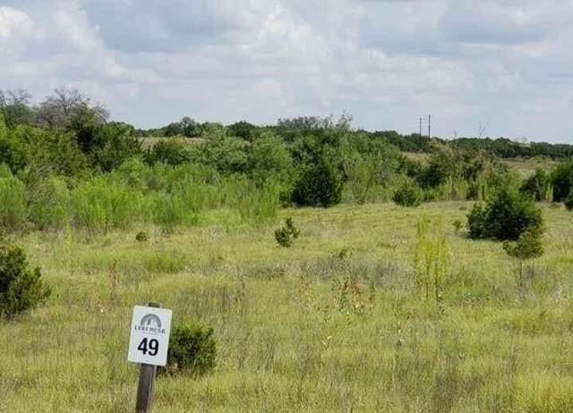 Lot 49 Lone Mesa Ranch Rd, Lampasas, TX 76550 (#1088363) :: Watters International