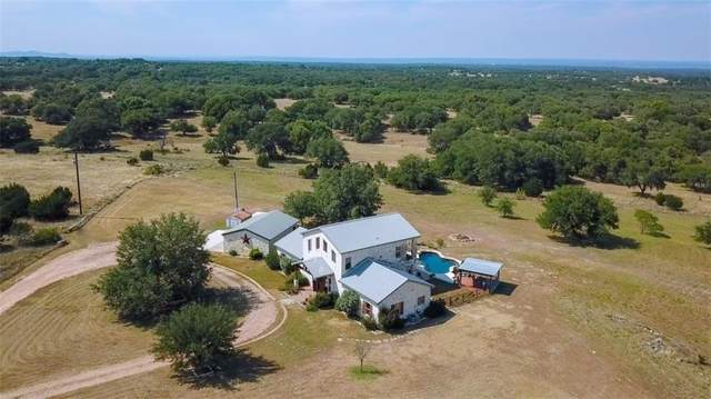 493 Appaloosa Run, Round Mountain, TX 78663 (#1088888) :: Papasan Real Estate Team @ Keller Williams Realty