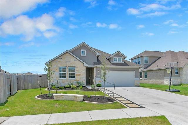 3809 Bow Perch St, Pflugerville, TX 78660 (#1089183) :: Tai Earthman | Keller Williams Realty
