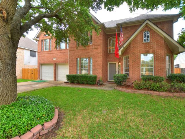 706 Churchill Farms Dr, Georgetown, TX 78626 (#1090364) :: The Heyl Group at Keller Williams