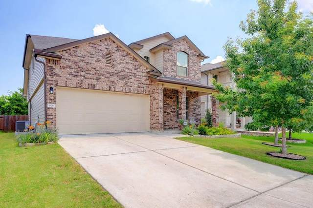626 Pinnacle Dr, Georgetown, TX 78626 (#1092715) :: Papasan Real Estate Team @ Keller Williams Realty