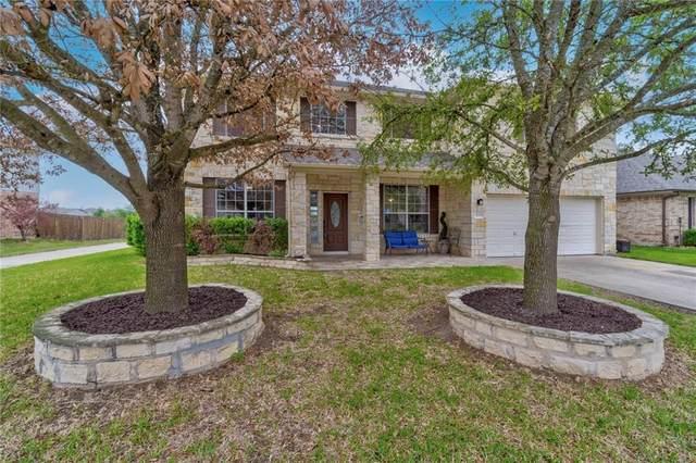 1128 Portchester Castle Path, Pflugerville, TX 78660 (#1093415) :: Papasan Real Estate Team @ Keller Williams Realty