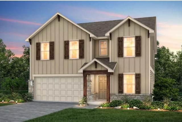 105 Berkley Pl, Georgetown, TX 78628 (#1097778) :: Papasan Real Estate Team @ Keller Williams Realty
