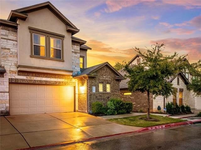 2214 S Lakeline Blvd #203, Cedar Park, TX 78613 (#1099629) :: Papasan Real Estate Team @ Keller Williams Realty
