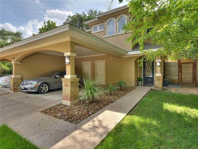 4125 Valley View Rd B, Austin, TX 78704 (#1100502) :: Lucido Global
