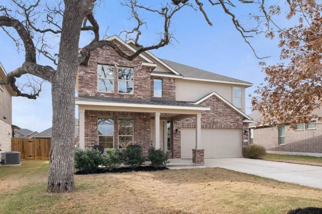 2521 Etta May Ln, Leander, TX 78641 (#1101142) :: 10X Agent Real Estate Team