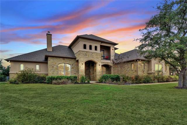 149 Sunrise Cir, Liberty Hill, TX 78642 (#1102034) :: The Perry Henderson Group at Berkshire Hathaway Texas Realty