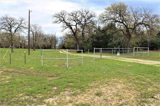 2095 County Road 442, Thrall, TX 76578 (#1102695) :: Papasan Real Estate Team @ Keller Williams Realty