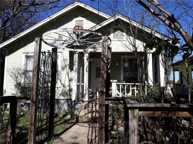 2206 E 13th St, Austin, TX 78702 (#1104106) :: 12 Points Group