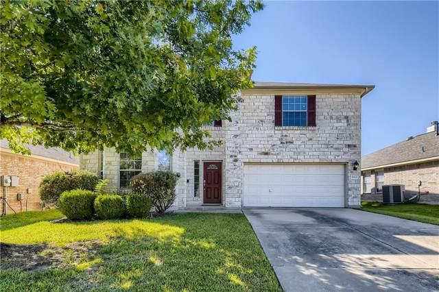 18413 Masi Loop, Pflugerville, TX 78660 (#1104357) :: Papasan Real Estate Team @ Keller Williams Realty