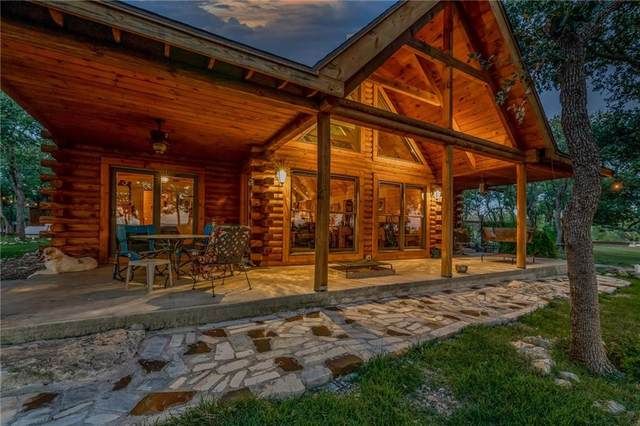 6160 County Road 245, Florence, TX 76527 (#1105068) :: Papasan Real Estate Team @ Keller Williams Realty