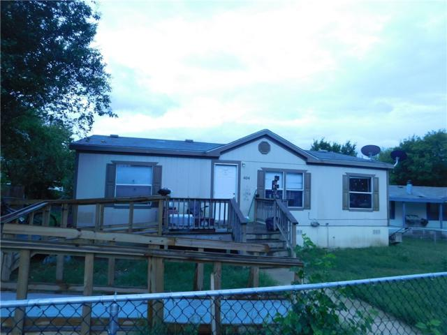 404 Lenora Dr, Taylor, TX 76574 (#1105589) :: Papasan Real Estate Team @ Keller Williams Realty