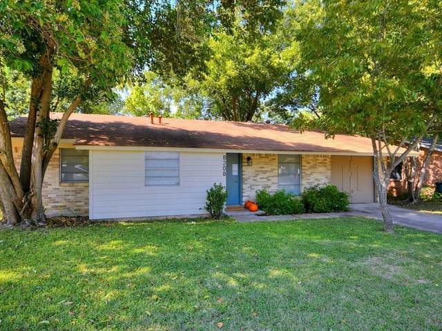 8208 Briarwood Ln, Austin, TX 78757 (#1105614) :: Green City Realty